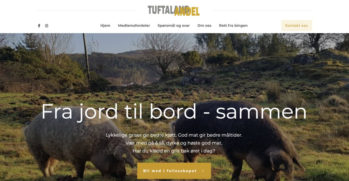 Tuftaland Andelslandbruk
